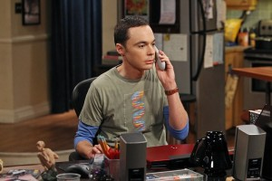 The legendary Sheldon Cooper - geek icon